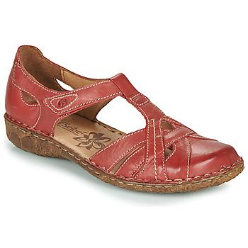 Cipők Női Szandálok / Saruk Josef Seibel ROSALIE 29 Piros