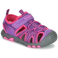 Cipők Lány Szandálok / Saruk Kangaroos K-ROAM Rózsaszín