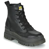 Cipők Női Csizmák Buffalo ASPHA RLD Fekete