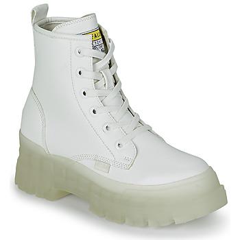 Cipők Női Csizmák Buffalo ASPHA RLD Fehér