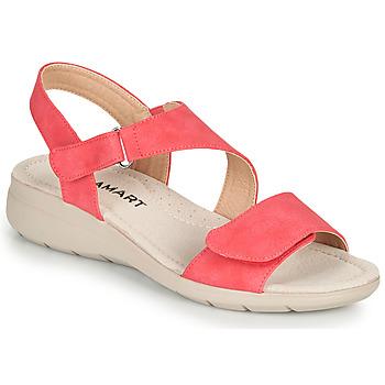 Cipők Női Szandálok / Saruk Damart 67808 Piros