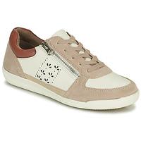 Cipők Női Rövid szárú edzőcipők Damart 68010 Fehér