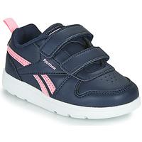 Cipők Lány Rövid szárú edzőcipők Reebok Classic REEBOK ROYAL PRIME 2.0 2V Tengerész / Rózsaszín