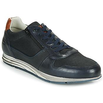 Cipők Férfi Rövid szárú edzőcipők Bullboxer 477K26343FKNNC Kék