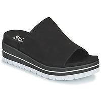 Cipők Női Papucsok Bullboxer 078024F2T Fekete