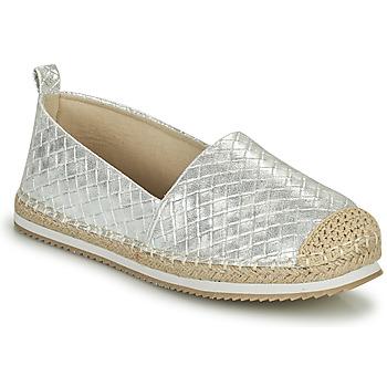 Cipők Női Gyékény talpú cipők Bullboxer 186000F4S Ezüst