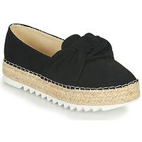 Cipők Női Gyékény talpú cipők Bullboxer 155001F4T Fekete