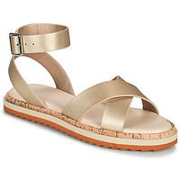 Cipők Női Szandálok / Saruk Bullboxer 053001F1S Arany