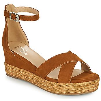 Cipők Női Szandálok / Saruk Bullboxer 268003F2T Barna