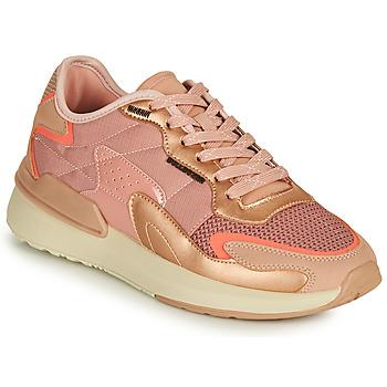Cipők Női Rövid szárú edzőcipők Bullboxer 263000F5S Rózsaszín