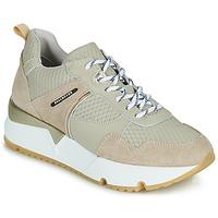 Cipők Női Rövid szárú edzőcipők Bullboxer 323015E5C Bézs