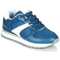 Cipők Női Rövid szárú edzőcipők Esprit AMBRO Kék