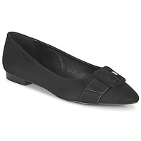 Cipők Női Balerina cipők  Esprit KINA Fekete