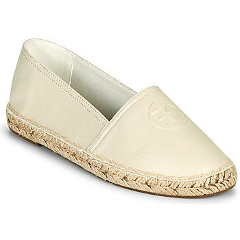 Cipők Női Gyékény talpú cipők Esprit AGDA MG Fehér