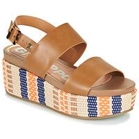Cipők Női Szandálok / Saruk Gioseppo COWLEY Konyak