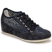 Cipők Női Rövid szárú edzőcipők IgI&CO ANINOMA Kék