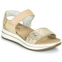 Cipők Női Szandálok / Saruk IgI&CO FRAPLA Arany