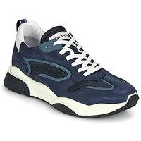 Cipők Férfi Rövid szárú edzőcipők IgI&CO COQUELIA Kék