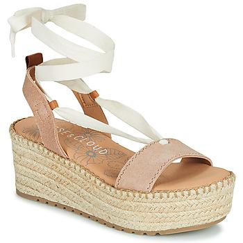 Cipők Női Szandálok / Saruk Musse & Cloud CLOUD Bőrszínű