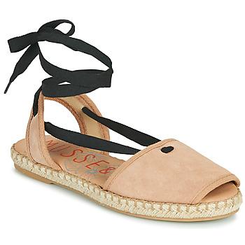 Cipők Női Gyékény talpú cipők Musse & Cloud ONDARA Bőrszínű
