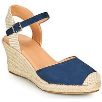 Cipők Női Gyékény talpú cipők Xti ALFED Tengerész