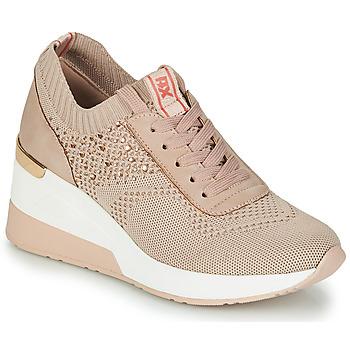 Cipők Női Rövid szárú edzőcipők Xti ROSSA Rózsaszín