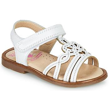 Cipők Lány Szandálok / Saruk Pablosky MARIE Fehér