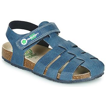 Cipők Fiú Szandálok / Saruk Pablosky DAMMI Kék