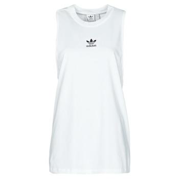 Ruhák Női Trikók / Ujjatlan pólók adidas Originals TANK Fehér