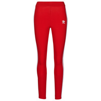 Ruhák Női Legging-ek adidas Originals 3 STR TIGHT Piros