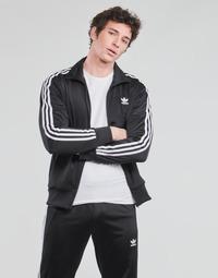 Ruhák Férfi Melegítő kabátok adidas Originals FBIRD TT Fekete