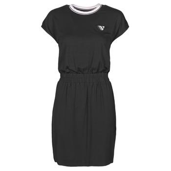 Ruhák Női Rövid ruhák Volcom SIIYA DRESS Fekete