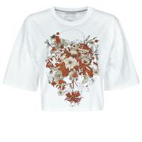 Ruhák Női Rövid ujjú pólók Volcom FA FORTIFEM TEE Fehér