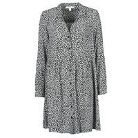 Ruhák Női Hosszú ruhák Esprit ROBE PRINT Fekete