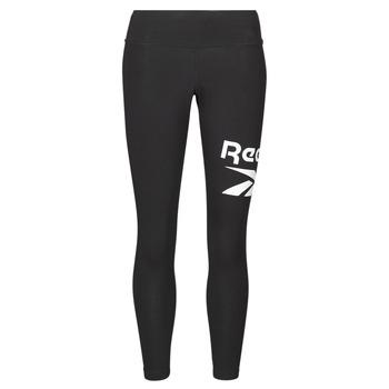Ruhák Női Legging-ek Reebok Classic RI BL COTTON LEGGING Fekete