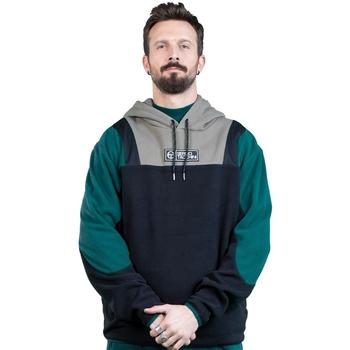 Ruhák Férfi Pulóverek Sergio Tacchini Sweatshirt  Bliss noir/gris/vert