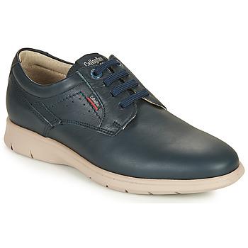 Cipők Férfi Oxford cipők CallagHan ASTON Kék