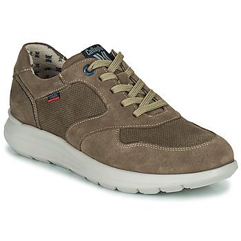 Cipők Férfi Rövid szárú edzőcipők CallagHan WASSER Bézs