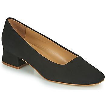 Cipők Női Félcipők JB Martin CATEL Fekete