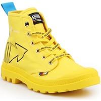 Cipők Csizmák Palladium Pampa Dare REW FWD 76862-709-M żółty