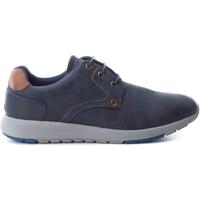 Cipők Férfi Rövid szárú edzőcipők Xti 33655 NAVY Azul marino
