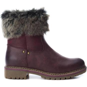 Cipők Női Bokacsizmák Xti 64668 BURDEOS Burdeos