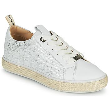 Cipők Lány Rövid szárú edzőcipők JB Martin 1INAYA Fehér
