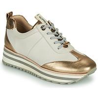 Cipők Lány Rövid szárú edzőcipők JB Martin 4CANDIO Pad / Arany