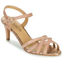 Cipők Női Balerina cipők  JB Martin PIRIA Barna