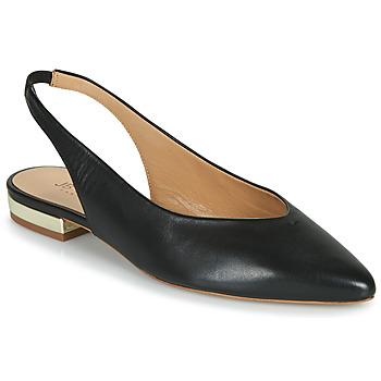 Cipők Női Balerina cipők  JB Martin VELANI Fekete