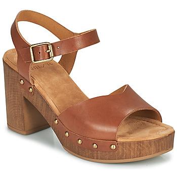 Cipők Női Szandálok / Saruk Unisa TACO Teve