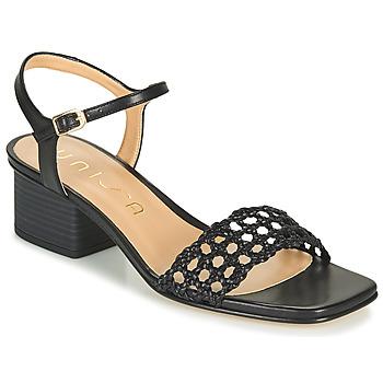 Cipők Női Szandálok / Saruk Unisa KEMPIS Fekete