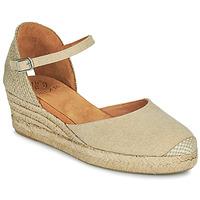 Cipők Női Szandálok / Saruk Unisa CISCA Bézs
