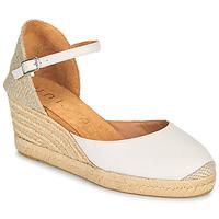 Cipők Női Szandálok / Saruk Unisa CACERES Fehér